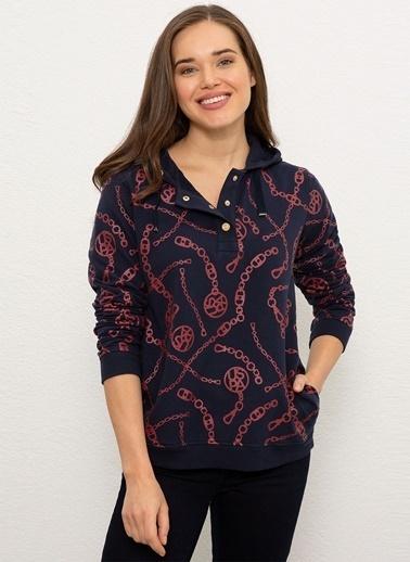 U.S. Polo Assn. U.S. Polo Assn.  Lacivert Sweatshirt Lacivert